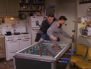 Friends saison 3 episode 19