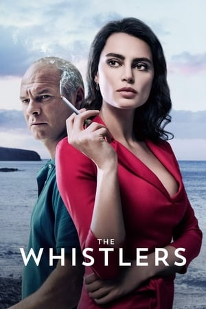 Poster The Whistlers (2020)