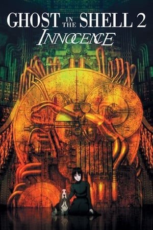 Poster Ghost in the Shell 2: Innocence (2004)