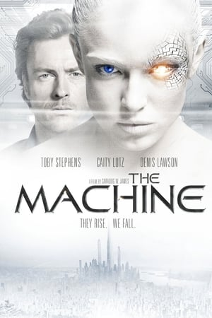 The Machine (2013) is one of the best movies like Transcendence (2014)