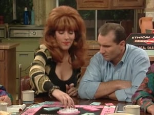 Married with Children S06E14 – The Mystery of Skull Island poster