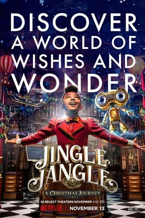 Jingle Jangle: A Christmas Journey – Jingle Jangle: O aventură de Crăciun (2020)