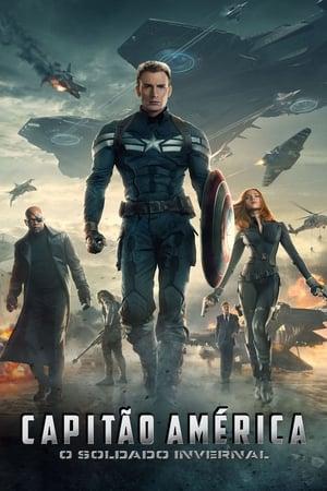Capitão América 2: O Soldado Invernal - Poster