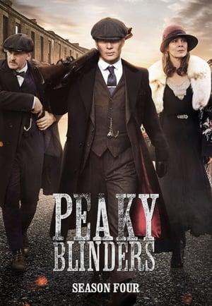 Peaky Blinders 4ª Temporada Torrent, Download, movie, filme, poster