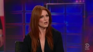 The Daily Show with Trevor Noah Season 17 :Episode 69  Julianne Moore