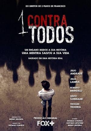 1 Contra Todos – O Filme Torrent, Download, movie, filme, poster