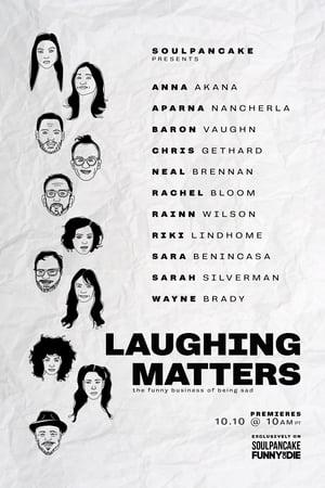 Laughing Matters-Aparna Nancherla