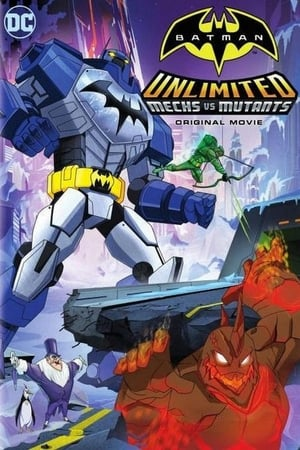 VER Batman Unlimited: Mech vs. Mutants (2016) Online Gratis HD
