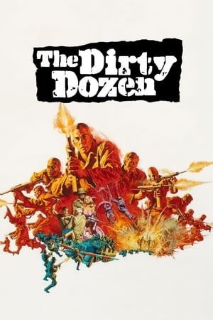 The Dirty Dozen (1967) is one of the best movies like The Thin Red Line (1998)