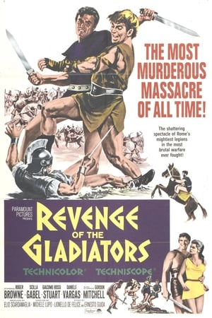 Image The Revenge of the Gladiators
