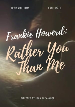 Frankie Howerd: Rather You Than Me-David Walliams