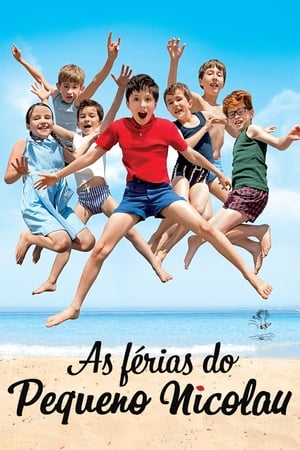 As Férias do Pequeno Nicolau Torrent, Download, movie, filme, poster