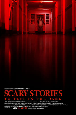 poster Scary Stories to Tell in the Dark