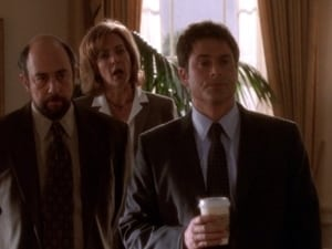 The West Wing: 1×21