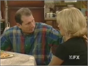 Married with Children S11E10 – The Stepford Peg poster