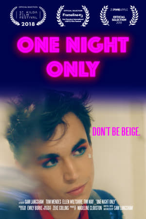 Image One Night Only