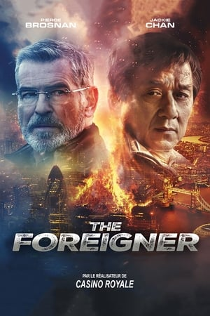 The Foreigner (2017) film posters
