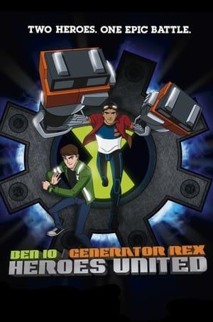 Ben 10 Generator Rex Heroes United-Daryl Sabara