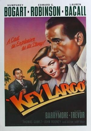 Gangster in Key Largo Film