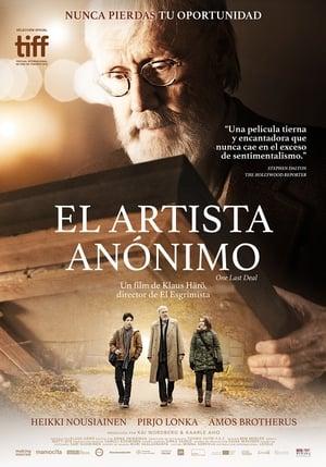 El artista anónimo (2018)
