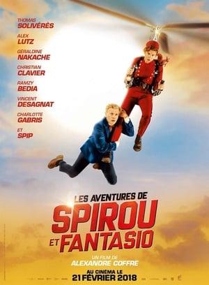 Spirou & Fantasio's Big Adventures-Alex Lutz