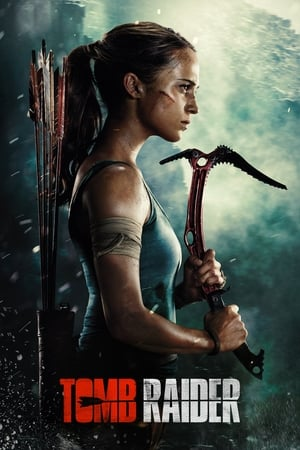 Tomb Raider: A Origem Torrent, Download, movie, filme, poster