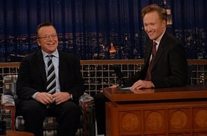 Episodio TV Online Late Night with Conan O'Brien HD Temporada 16 E15 Episodio 15