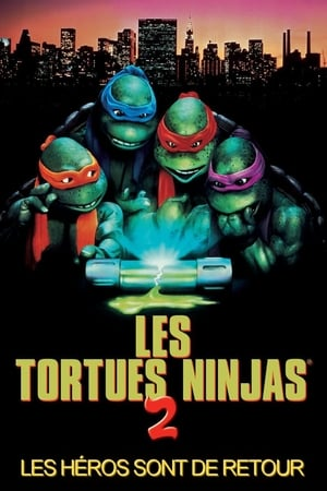 Les Tortues Ninja 2: Les héros sont de retour