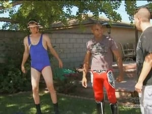 Tosh.0 Season 1 :Episode 12  Backyad Wrestler