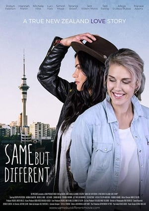 Same But Different: A True New Zealand Love Story-Simon Mead