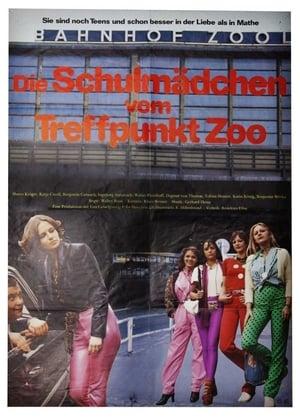 Filmposter Die Schulmädchen vom Treffpunkt Zoo
