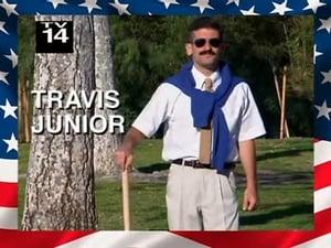 Junior Runs for Office