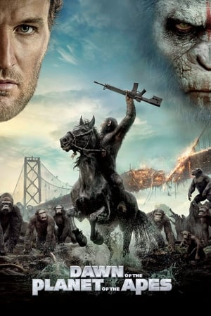 Dawn Of The Planet Of The Apes (2014) is one of the best movies like War For The Planet Of The Apes (2017)