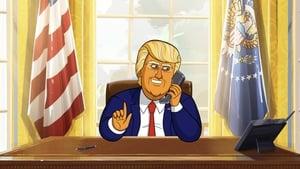 Our Cartoon President: 3×3