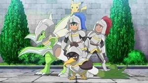 Pokémon Season 23 :Episode 56  Elite Four Wikstrom! The House of Chivalry