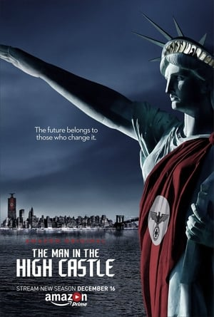 The Man in the High Castle 2ª Temporada Torrent, Download, movie, filme, poster