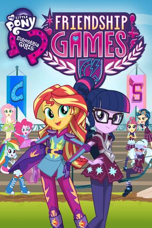 My Little Pony: Equestria Girls - Friendship Games