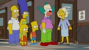 Episodio TV Online Los Simpson HD Temporada 23 E8 The Ten-Per-Cent Solution