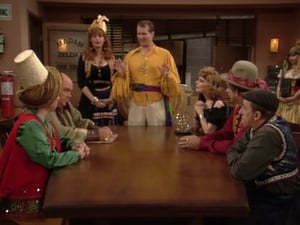 Married with Children S06E19 – Psychic Avengers poster