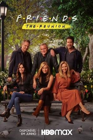 Friends: A Reunião - Poster