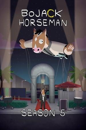 BoJack Horseman 5ª Temporada Torrent, Download, movie, filme, poster