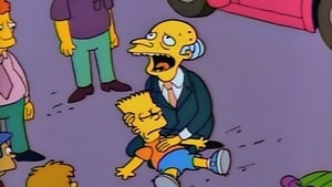 The Simpsons Season 2 :Episode 10  Bart Gets Hit by a Car