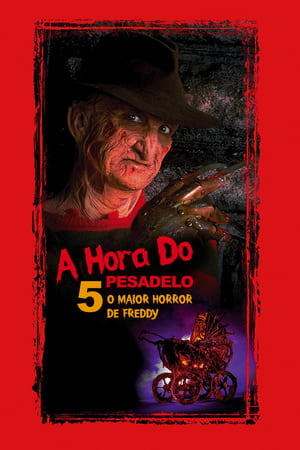 A Hora do Pesadelo 5 – O Maior Horror de Freddy Torrent (1985) Dublado BluRay 1080p – Download