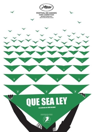 Watch Que sea ley Full Movie