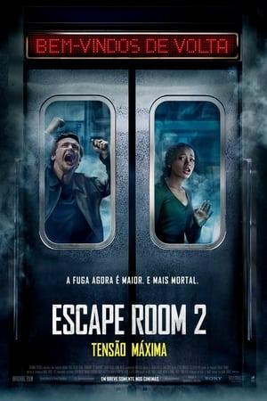 poster Escape Room: Tournament of Champions