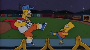 The Simpsons Season 2 :Episode 5  Dancin' Homer