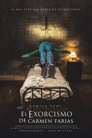 poster The Exorcism of Carmen Farias