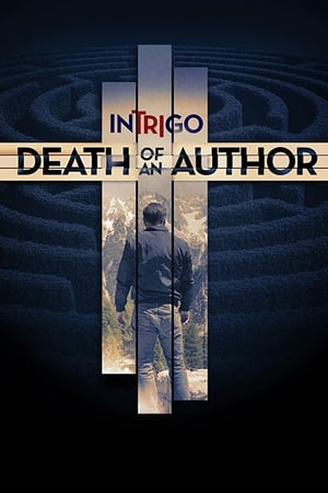 Intrigo Death of an Author - Poster