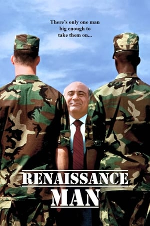 Renaissance Man-Danny DeVito