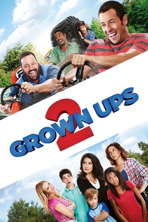 Grown Ups 2 (2013) Subtite Indonesia